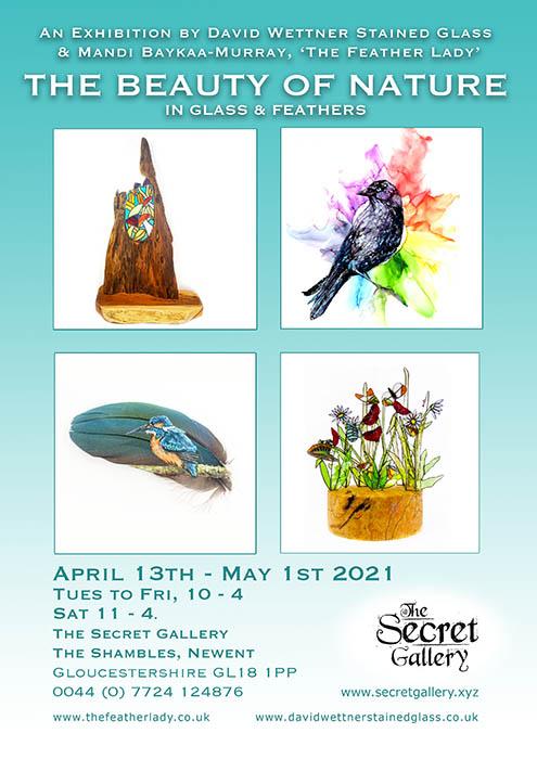 Secret Gallery Flyer