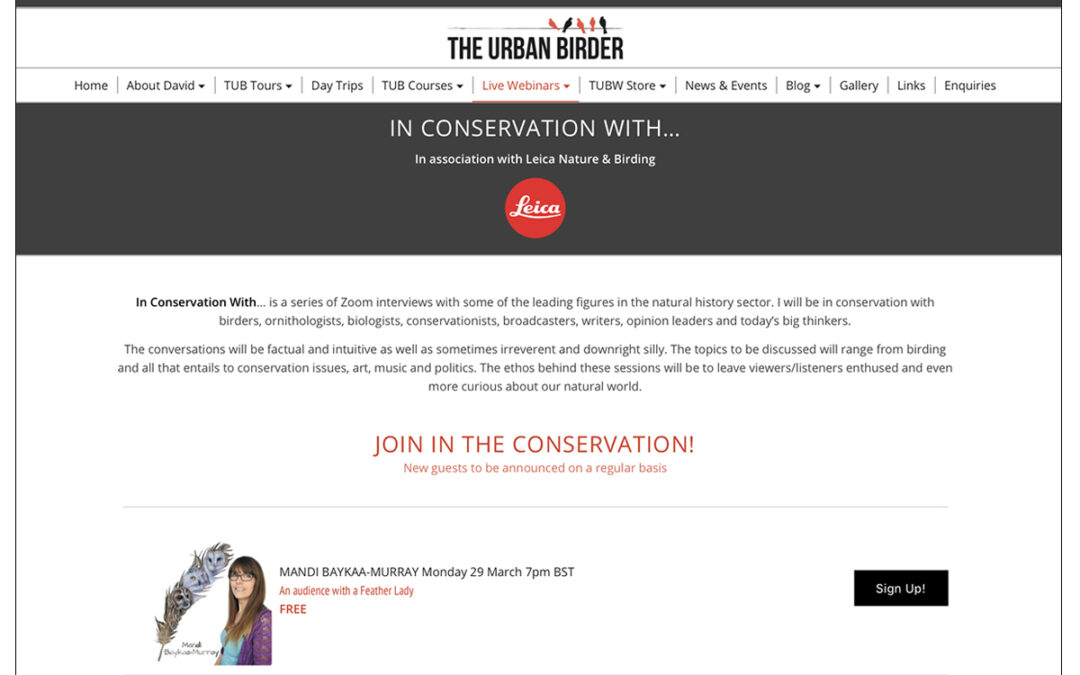 Urban Birder Screenshot