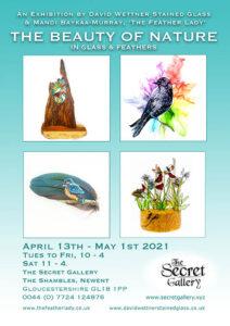 Exhibition Poster Secret Gallery