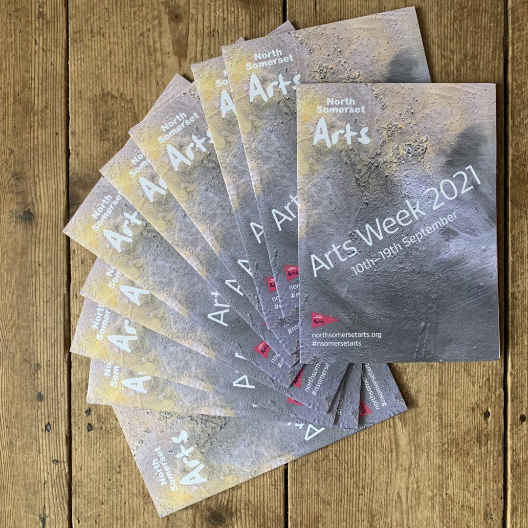 ArtsWeek Brochures